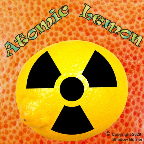 Atomic Lemon Aroma Shadow Burner