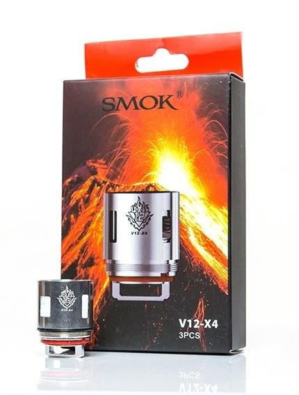 SMOK TFV12 X4 Verdampferköpfe