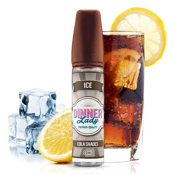 Cola Shades ICE Longfill Aroma DINNER Lady