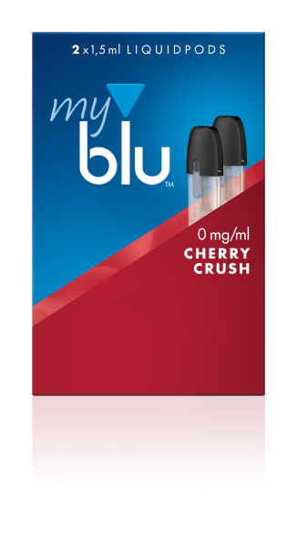 myblu Cherry Crush Liquidpods