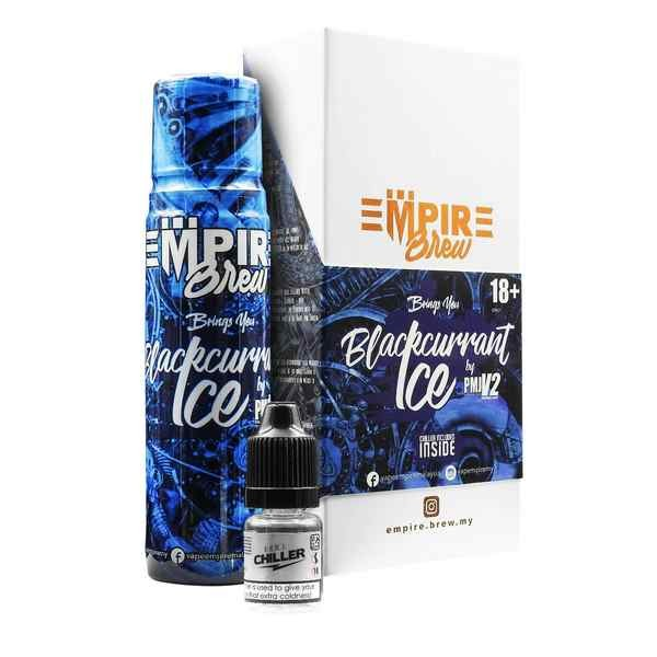 Blackcurrant Ice Liquid Empire Brew