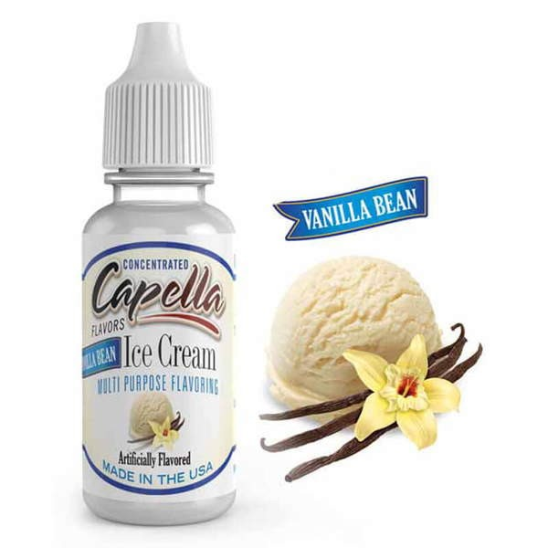 Capella Aroma Vanilla Bean Ice Cream