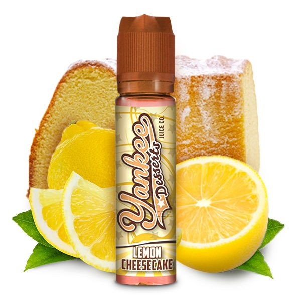 Lemon Cheesecake Aroma Yankee Allstars Dessert